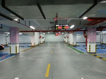 car park intergrated system