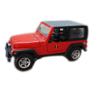 Army car 1:24 mini jeep for sale