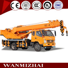 WMZ 8 ton used Marine Truck Crane for sale