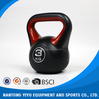 Chinese supplier wholesales exercise kettle bell