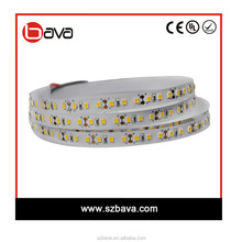 Factory wholesale 2835smd double sided pcb 2700K Warm white led strip 12 volt led lights