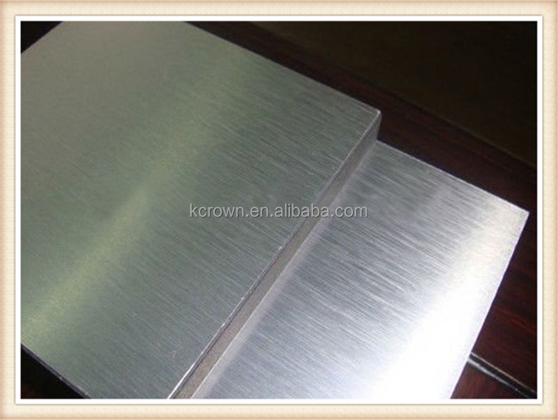metallic laminate sheet