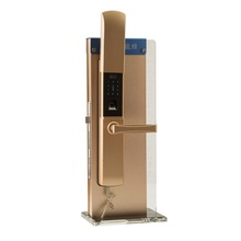 Smart password door digital tubular lever lock