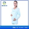 Maternity Woman's Long Sleeves Maternity Nursing Top