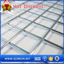 2016 hot sales weight of concrete reinforce wire mesh welded mesh
