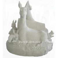 Outdoor Decoration granite garden Sculpture