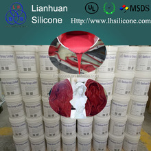 RTV2 Silicone Rubber for large-scale cement /gypsum mold/plaster Corbels mould