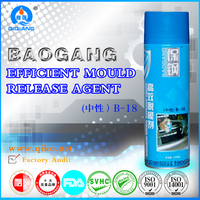 Multi-purpose mould release agent/Form release agent Silicone spray B-18