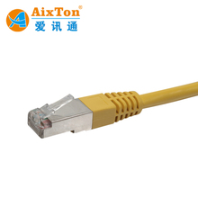 Snagless Metal FTP Cat5 Cat5e Cat6 RJ45 Cable Patch Cable Patch Leads Jumber Cable Patch Cord Jumper Cable 1m 2m 3m 5m 10m