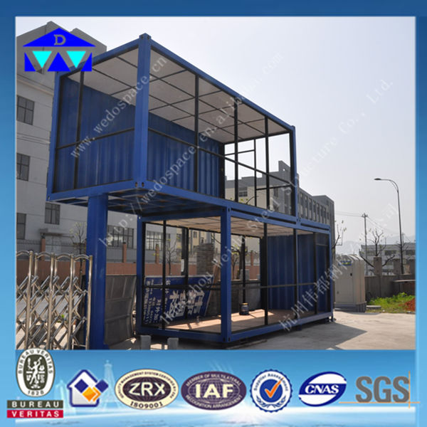 2017 New product sandwich panel expandable container house
