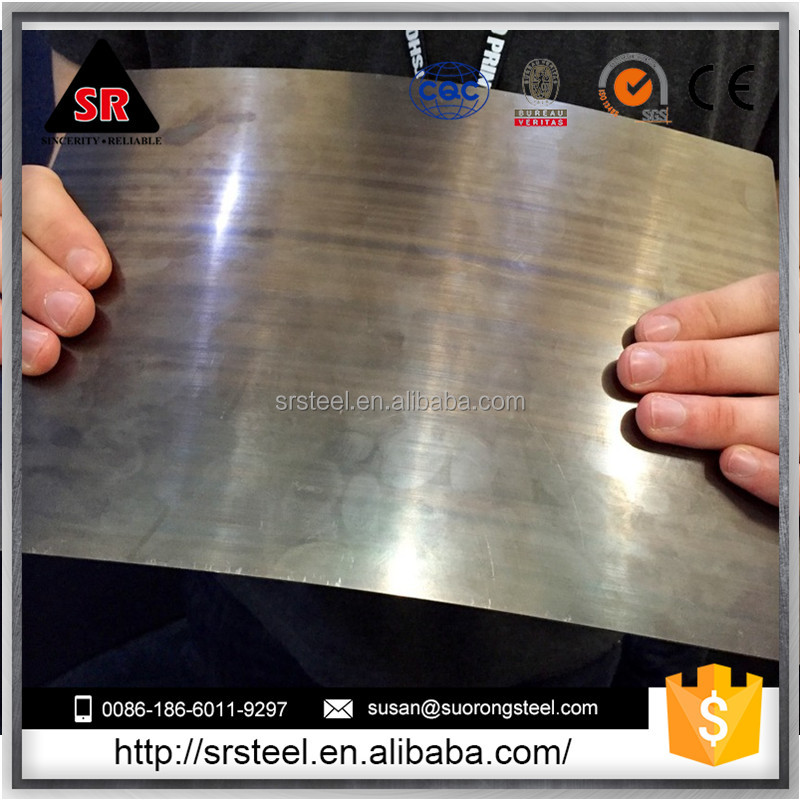 Hot selling hot rolled elastic steel plates in stock