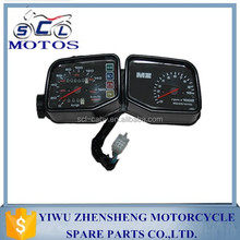 SCL-2012121222 MZ scooter digital speedometer for motorcycle meter