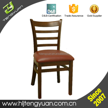 Widly Used Hotel and Home Dining Solid Wood Restaurant Chair