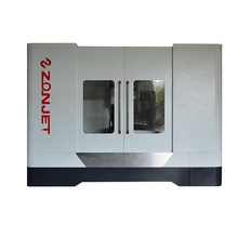 cnc six axis drilling and milling horizontal machines