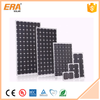 Outdoor RoHS CE TUV easy install mono 200wp solar pv module