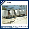 single wall petroleum oil tank with ISO standard in factory price for sale made in China