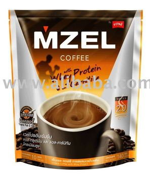 MZEL Coffee with Whey Protein & L-Carnitine