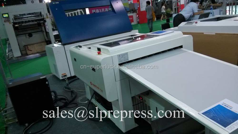 thermocol plate making machine computer to plate offset printing machine ctp plates washing machinery CTP Processor
