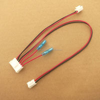 Custom-made electric car automobile vehicle cable assemblies wire harness manufacturers