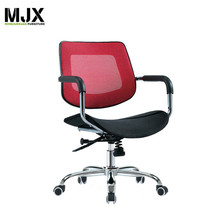 Mesh executive office chairs with castors for stafff