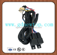 12v 35w wiring harness controller hid cable assembly