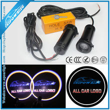 hot sale and fast shipping sale led car logo door light ghost shadow light CE/Emark/Rohs certification