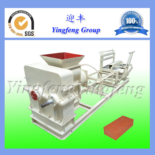 wholesale! JZ250 manual soil brick making machine
