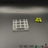 Factory custom clear acrylic hotel supplies soap dish