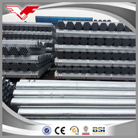 Factory Directly Sale Construction Steel Pipe Gi Pipe Price For Building Material