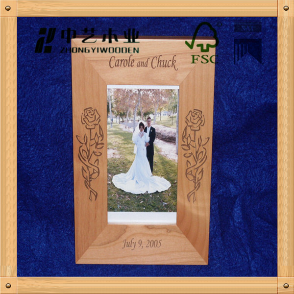 2016 new arrive handmade custom sexy love wooden photo pictures for wedding