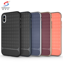 Free sample tpu pc shockproof phone covers smart case for iphone x 8 7
