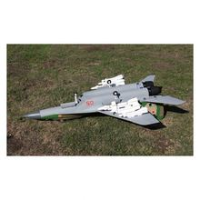 NEW model 1.4M 4CH Pitts Python electric rc RTF airplane