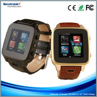 X01 Smart Watch Phone 2015 China Smart Watches Waterproof GPS Android Smart Phone Bluetooth Smart Watch