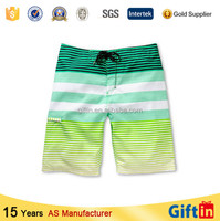 2015 Hot Sale Colorful Custom Cheap Price Beach men sexy board shorts