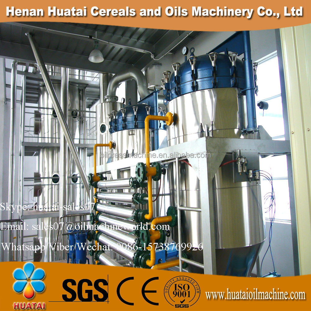 2017 Factory Direct Price Crude Oil Refinery for Sale from Huatai Professional Company
