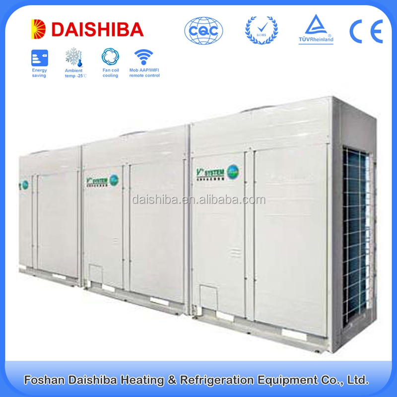 8HP - 36HP commercial air conditioner heat pump inverter modules for house heating and cooling cheap price