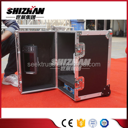 aluminum flight case/mixer flight case/DJ flight case