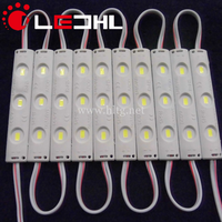 Good quality Cool white 10000-12000K Samsung LED Module SMD5730 0.72W IP65 Module LED