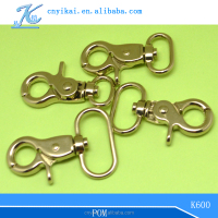 metal hook buckle keychain hook metal purse snap hook