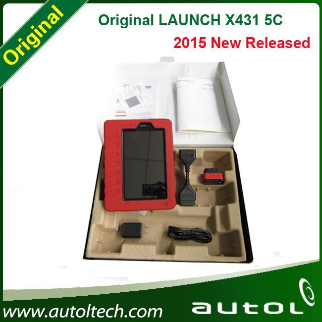 2015 Original Launch X431 5C bluetooth auto Scanner used launch x431 5C, support wifi launch x431 super scanner
