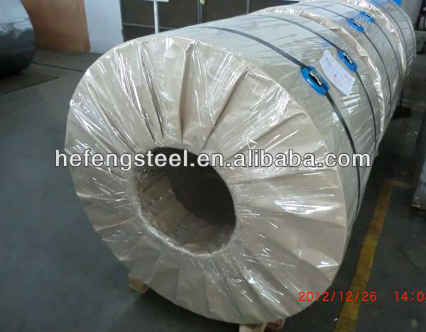 Tin Free Steel ( Electrolytic Chrome Coated Steel) ECCS coils