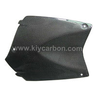 Carbon motorcycle fuel tank cover upper for BMW K1200R