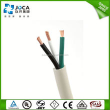 High quality and flexible Euro Schuko Plug Power Cord Spiral Cable