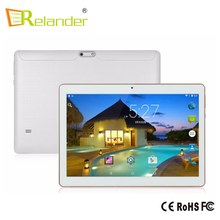 3G MT6582 Quad Core 10 inch IPS Screen Android OS 4.4 3G Phone Call Tablet PC