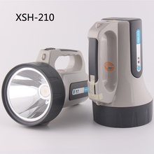 Low Price Direct FactoryOutdoor Camping Hunt Searchlight Spotlight Lamp Lantern Emergency Rechargeable Led Electric Hand Lantern