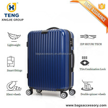 Aluminum Luggage ABS Hard Case with Wheels