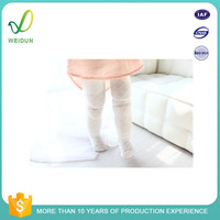 Wholesale 100% cotton kids pantyhose tights for girl