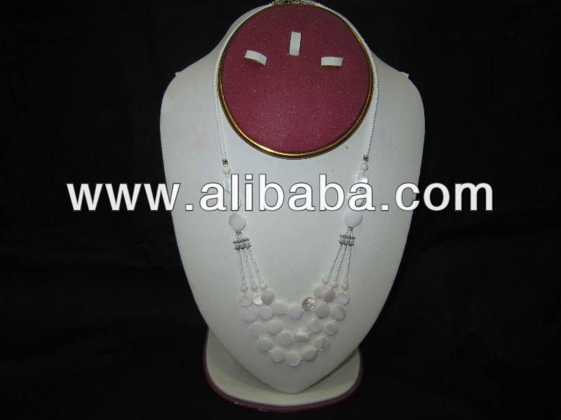 china like neck wear but with origional stones beaded new fashion jewelry