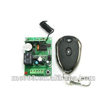 Customized automatic door remote controller device