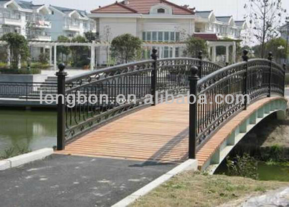Top-selling galvanized outdoor iron railings forged